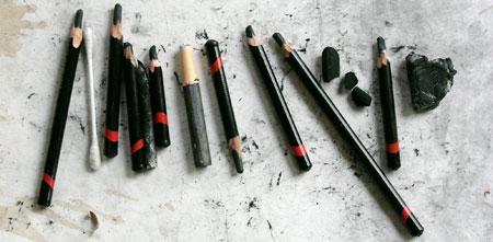 charcoal-pencils
